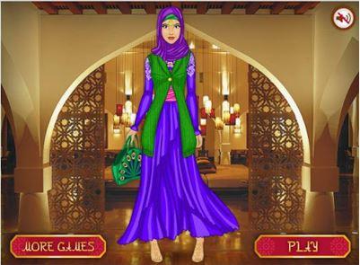 Hijab Fashion Designer Game 1