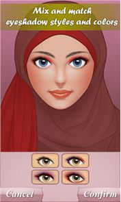 Hijab Make Up Salon 3
