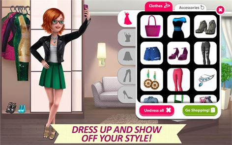 It Girl Story – Hollywood Star 4