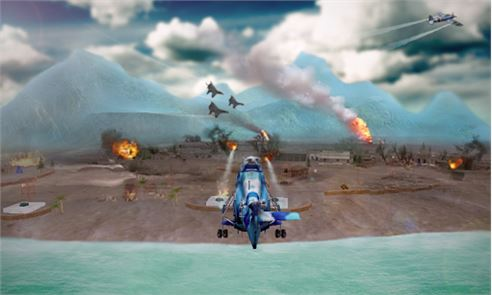 Gunship Strike 3D 5