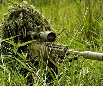 Sniper Death Shooting jigsaw 2