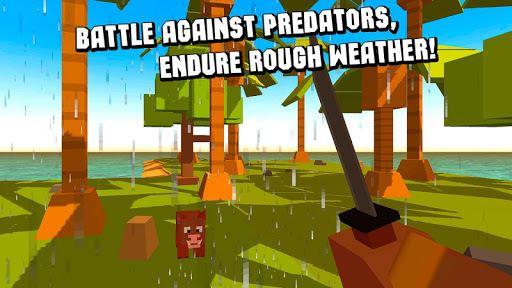 Cube Island Survival Simulator 3
