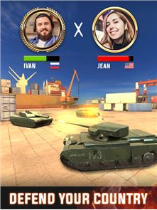 War Machines Tank Shooter Game 2