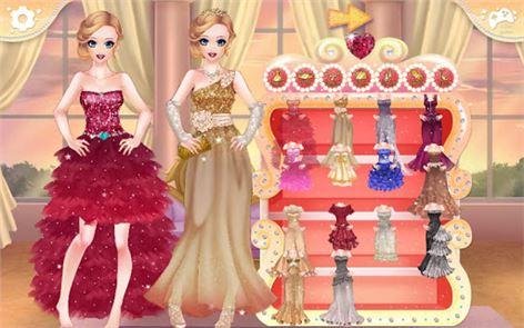 Princess Prom Photoshoot 2