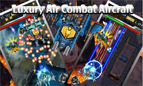 Air Fighters Aerial battle 1