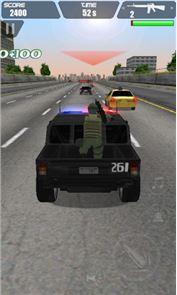 VELOZ Police 3D 3