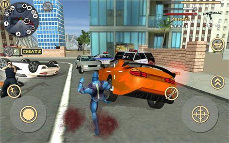 Rope Hero: Vice Town 5