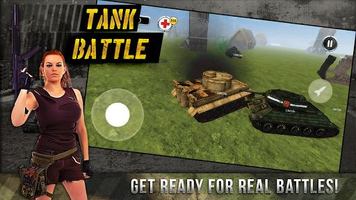 Tank Battle 3D: World War II 1