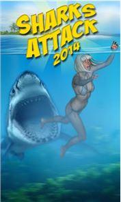 Sharks Attack 2014 2