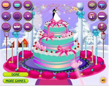 Cake Maker-wedding Decoration 5