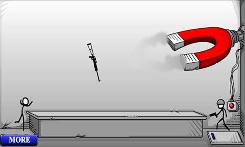 Stickman Kill in Lab 6