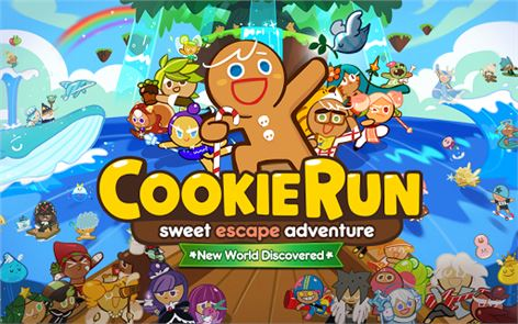 LINE Cookie Run 1