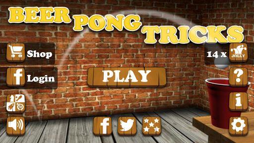 Beer Pong Tricks 1