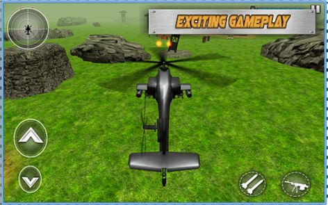 Gunship Adventure :Heli Attack 4