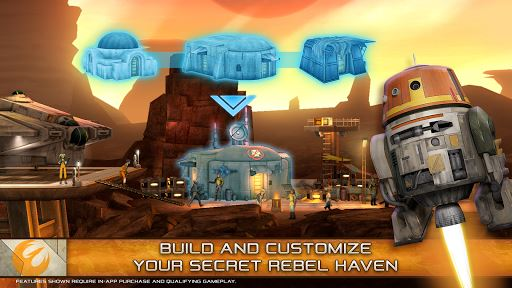 Star Wars Rebels: Missions 3