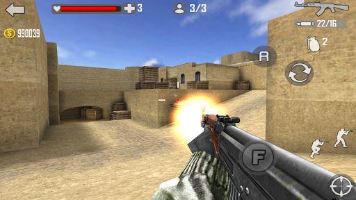 Shoot Strike War Fire 1