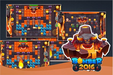 Bomber 2016 – Bomba game 4