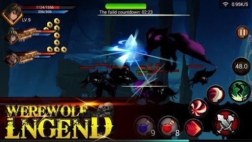 Werewolf Legend 1