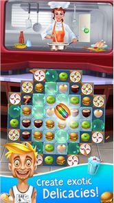 Superstar Chef – Match 3 3