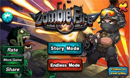 Zombie Fire 1