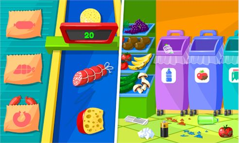 Supermarket – Game for Kids 5