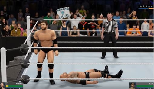 Fight WWE Action 1