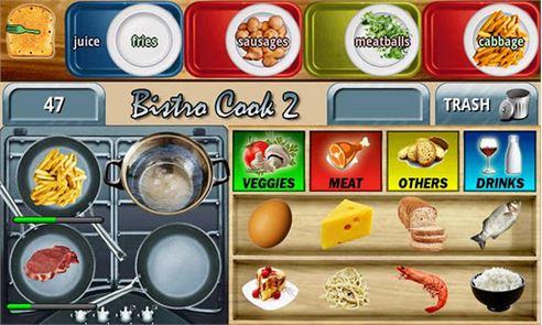 Bistro Cook 2 2