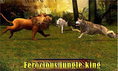 Rage Of Lion 4