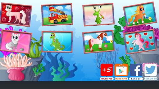 Jigsaw puzzles  games kids 3