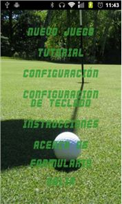 Eyes-free Golf (BFG) 1