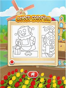 Painting: free game for kids 5
