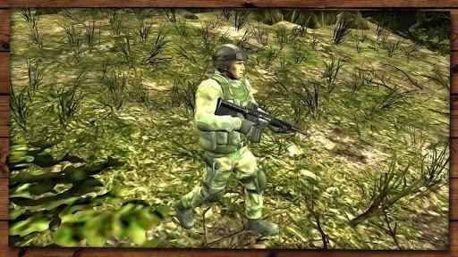 Commando Jungle Adventure 3