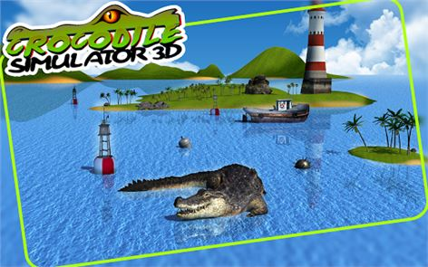 Crocodile Simulator 3D 5