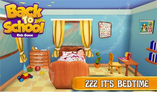 Back To School Kids Game 5