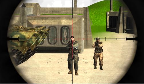 Army Sniper Shooter 3D 1