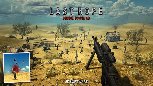 Last Hope – Zombie Sniper 3D 3