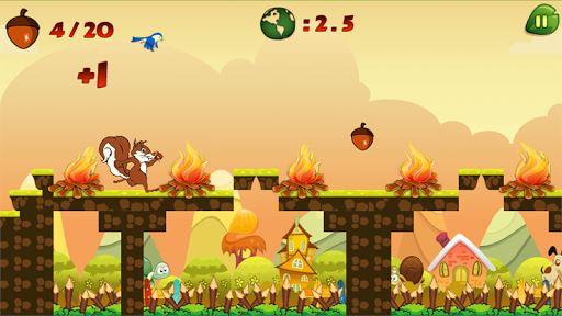 Squirrel Run 4