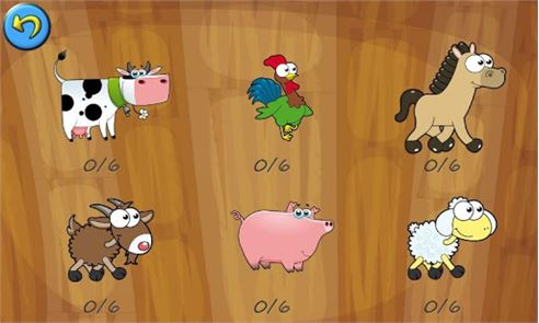 Farm Animal Puzzles for Kids 5