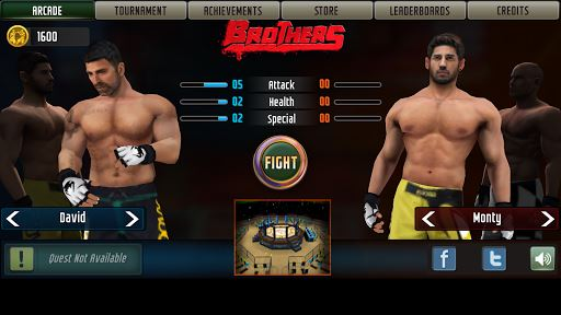 Brothers: Clash of Fighters 5