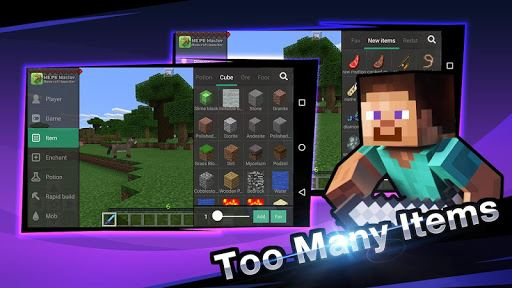 Master for Minecraft-Launcher 1