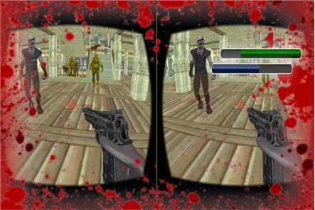 Zombie Shoot Virtual Reality 6