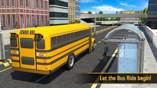 School Bus 3D 1