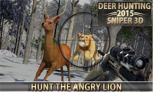 Deer Hunting – 2015 Sniper 3D 6
