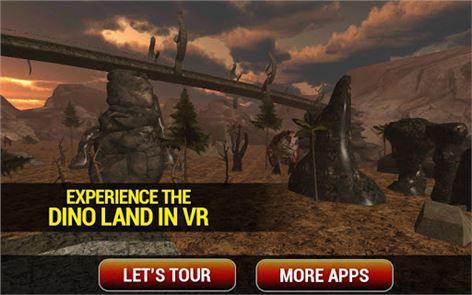 Dino Land VR – Virtual Tour 1