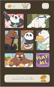 Free Fur All – We Bare Bears 5