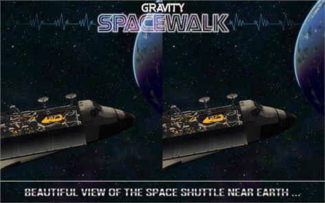 Gravity Space Walk VR 4