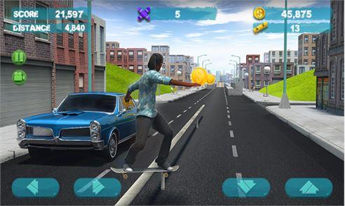 Street Skater 3D: 2 2