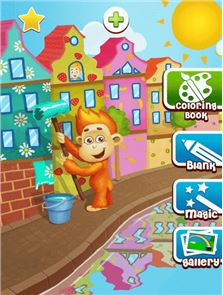 Painting: free game for kids 4