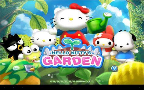 Hello Kitty's Garden 6
