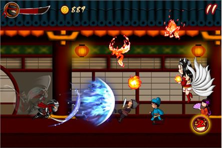 Ninja Hero – The Super Battle 6